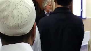 Shaykh Abdalhaqq Bewley At The Leeds Makkah Masjid I Am One Of Muslims