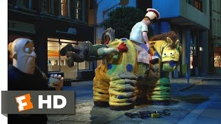 Shaun the Sheep Movie (2015) - The Sheep Horse Scene (8/10)   Movieclips