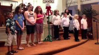 Ccc Christmas Pageant 2012