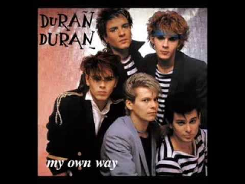 Duran Duran - My Own Way (Carnival Remix)