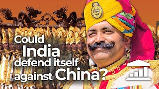 Could the INDIAN ARMY stand up to CHINA? - VisualPolitik EN