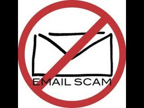 Fake email, Scams, Virus, How to safely view email to check if it is real