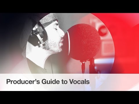 Learn to Produce Vocals - Online Course Trailer