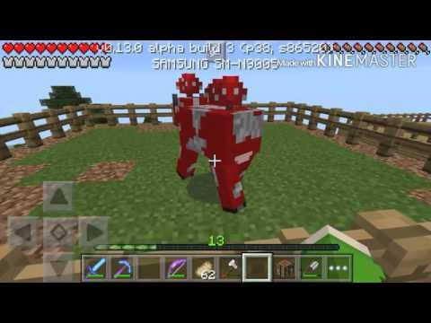 [0.13.0]Mcpe survival #35 - DIAMOND ARMOR!!!