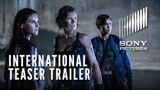 RESIDENT EVIL: THE FINAL CHAPTER - International Teaser Trailer