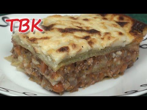 Pasta-less Gluten-Free Lasagne Recipe - Titli's Busy Kitchen