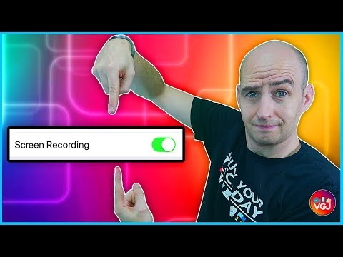 Screen Recorder for iPhone iOS 11 Not Starting? Try This Simple Trick!