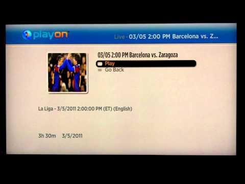 Live sports on Roku via ESPN3 and PlayON