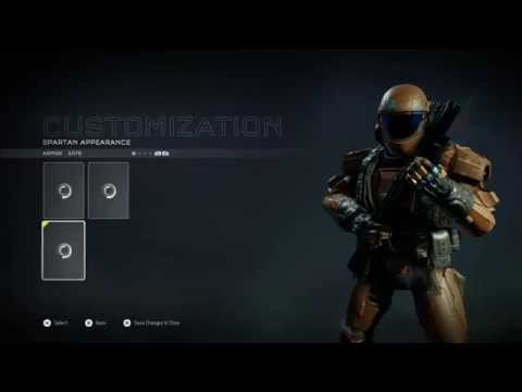Halo 5 Guardians HOW TO UNLOCK THE NIGHTFALL ARMOR IN 5 MINUTES!