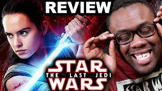 STAR WARS THE LAST JEDI - Movie Review (Black Nerd)