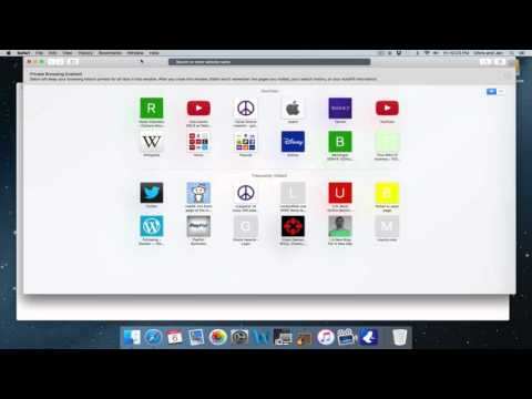 How to Open Private browser in Safari