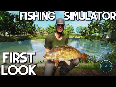 Dovetail Games Fishing - First Look (Early Access)