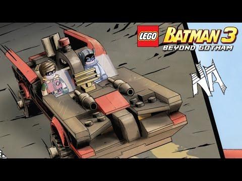Lego Batman 3: Beyond Gotham - Adam West Batman - Part 2