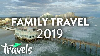 Top 10 Affordable US Family Vacation Destinations | MojoTravels