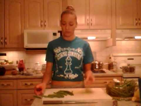 How to Boil Green Beans: Cooking with Kimberly