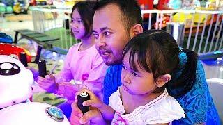 PAPA AYO ke MALL 😍 Drama anak minta main di Taman Bermain