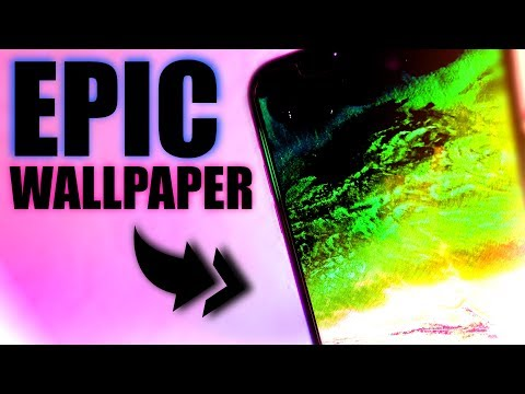 DOWNLOAD THIS AWESOME SOME WALLPAPER APP! EPIC WALLPAPERS TO CUSTOMIZE YOUR IOS DEVICE