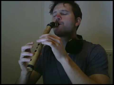Erik the Flutemaker Arabian Bamboo Saxophone
