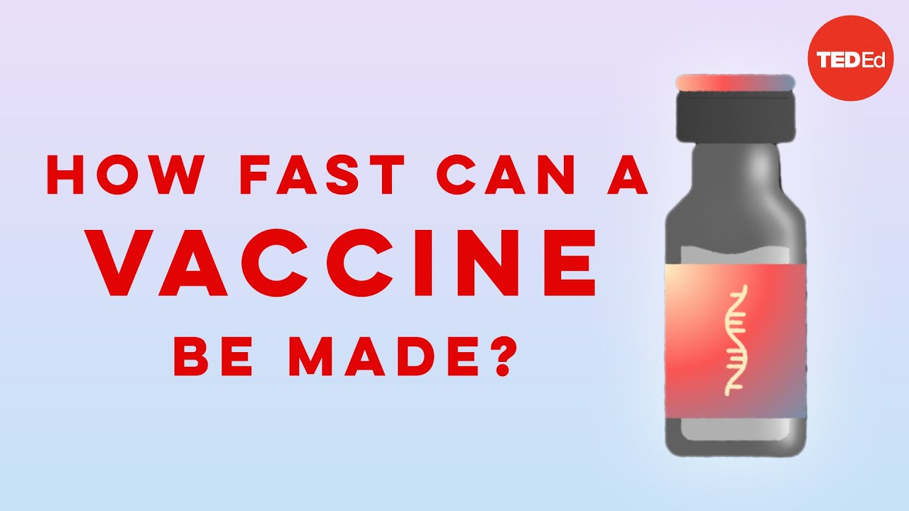 How fast can a vaccine be made? - Dan Kwartler