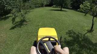 Regular Car Reviews: Yard Man
