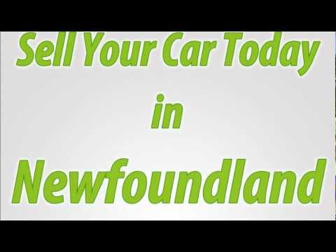Sell A Car in Newfoundland