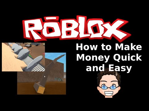 Roblox - Lumber Tycoon 2 - How to Make  Money Quick and Easy