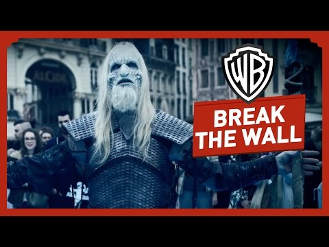 Game Of Thrones - Opération Break The Wall à Lille - Saison 6 Disponible en DVD & BLU-RAY
