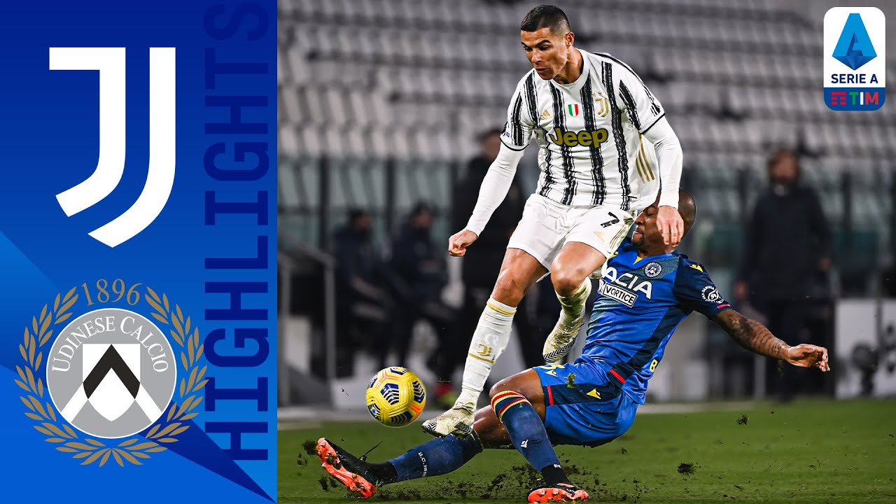 Juventus 4-1 Udinese | Ronaldo Strikes Twice as Juve Win Comfortably Against Udinese! | Serie A TIM