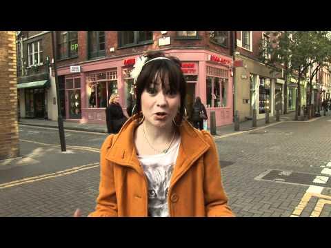 Rebecca Perfect - Presenter Studio - TV Presenter Showreel