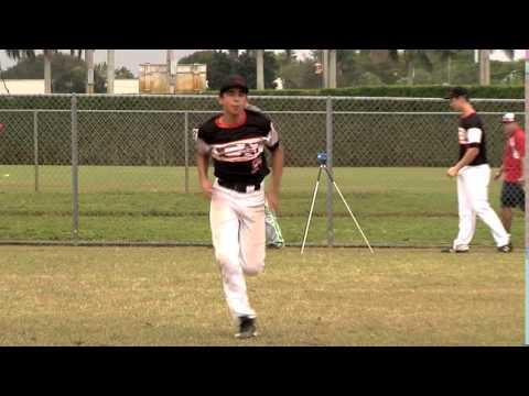 Mikel Cuvet Sprint Nation Baseball Scout 2016