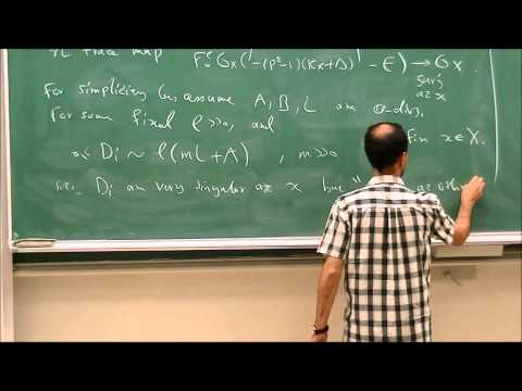 NCTS Scholar Lectures: Introduction to Birational Geometry in Positive Characteristic ─ Lecture 5