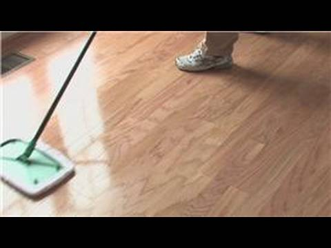 Floor Care : How to Clean Vinyl Floors