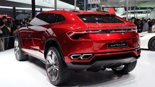 2018 Lamborghini URUS SUV Interior and Exterior Review