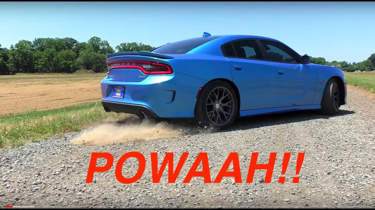 2016 Dodge Charger SRT 392 Review, a Hellcat in Disguise