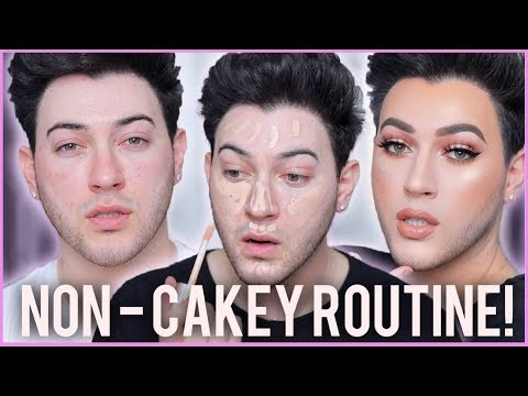 MY EVERY DAY FULL COVERAGE FOUNDATION ROUTINE! IN DEPTH TUTORIAL!