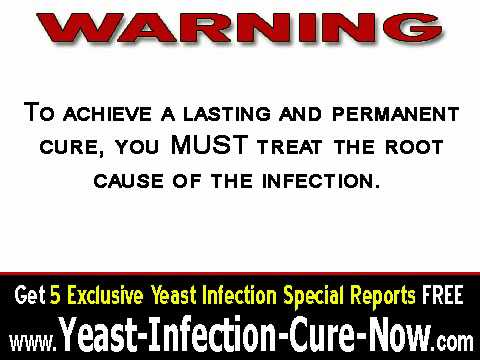 How To Cure Recurring Yeast Infection