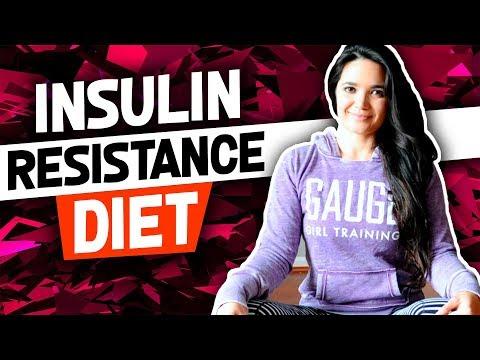 Insulin Resistance Diet | Gauge Girl Training