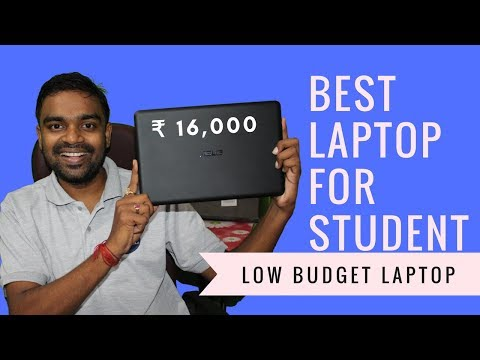 Best Laptop for Students - Low Budget Laptop ₹16K - Unboxing and Review