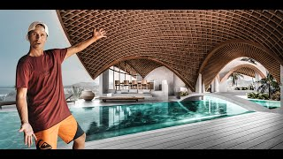 FIRST LOOK AT OUR CRAZY LOMBOK VILLA!!! | VLOG⁴ 32 (Part 2)