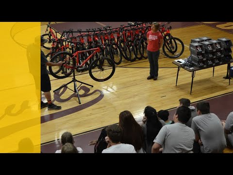 The Path to A Healthier Community: Bryson City Bicycles