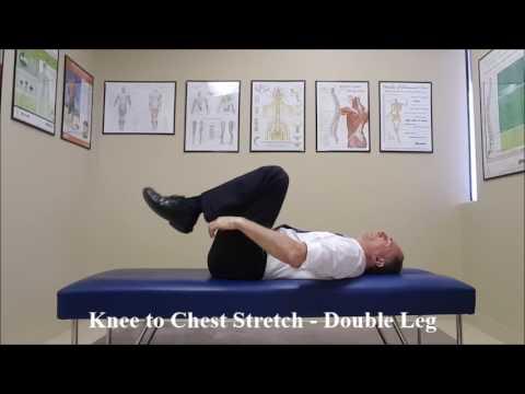 Williams Flexion Exercises for Lumbar Spine