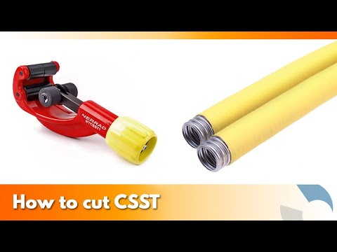 How To Cut CSST