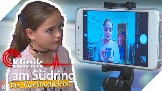 Miri (10) will YouTuberin werden | Die Familienhelfer | SAT.1