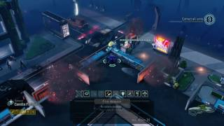 XCOM 2 gameplay targeting bug ps4