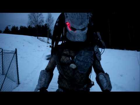 Wolf predator AVP-R costume