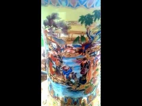 Huge Chinese Vase