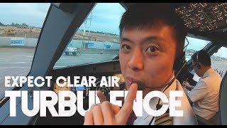 PILOT DIARY VLOG - BANJARMASIN! , Expect Clear Air Turbulence - ( BATIK AIR CAPTAIN PILOT )