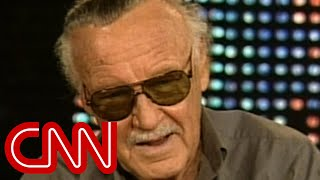 Stan Lee On Creating Spider man full 2000 Cnn Interview