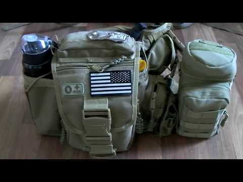 Maine Prepper: WROL SURVIVE AND BUGOUT System an overview of all 3 levels