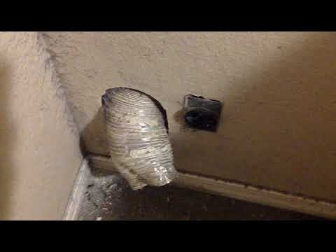 Dryer Duct Replacement - 2